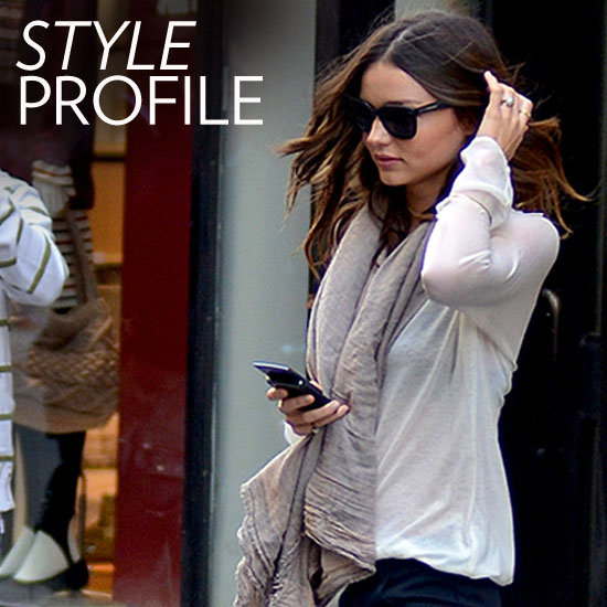 Style Profile: Miranda Kerr's Effortless Seasonal Look