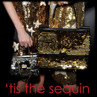 Shop Sequin Clothing, Shoes, and Bags For Holiday 2011