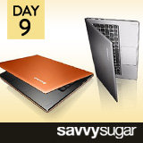 15 Days of Holiday Giveaways, Day 9: Win a Lenovo Ultrabook!