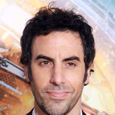 Sacha Baron Cohen Starring in Les Miserables