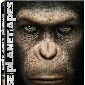 Rise of the Planet of the Apes and Kung Fu Panda 2 DVD Release Date