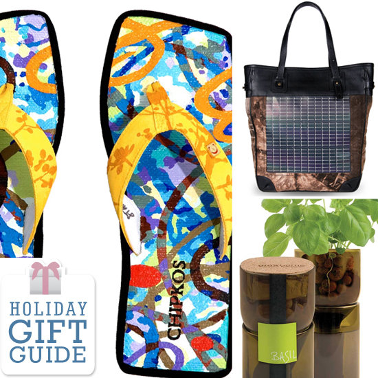 10 Eco-Fabulous Gifts For the Green Mama on Your List