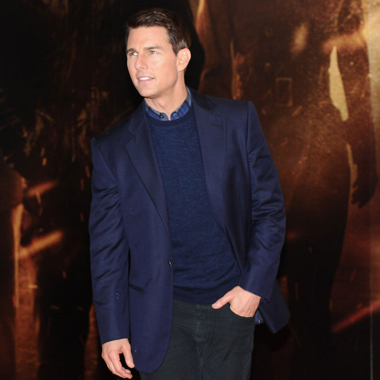 Tom Cruise Premieres Mission Impossible in London Pictures