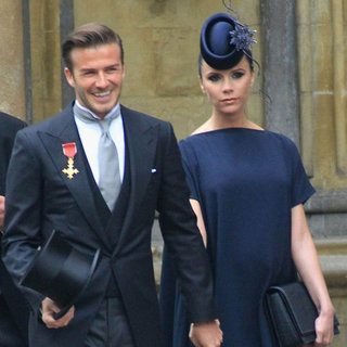 Best Beckham Family Pictures of 2011