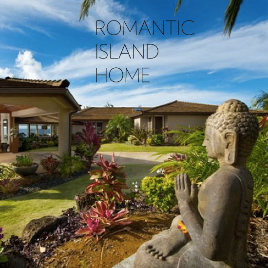 Jennifer Aniston Hawaii Vacation Home Pictures