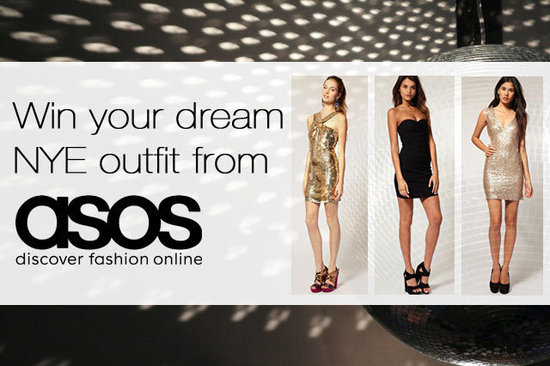 Win Your Dream New Year's Eve Outfit from ASOS With Shopstyle Australia! Style to WIN big