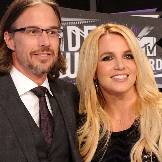 Britney Spears and Jason Trawick Engaged Pictures
