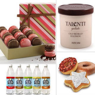 Christmas and Holiday Flavored Food Gifts