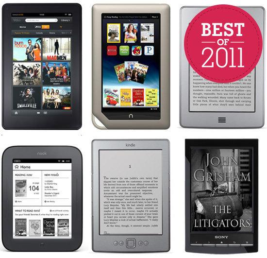 Best Ereaders of 2011