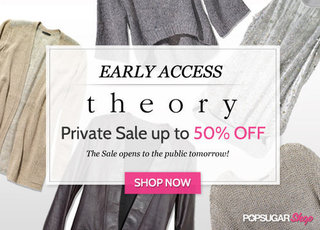 Theory Private Sale
