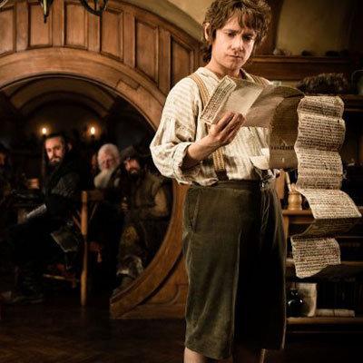 The Hobbit Trailer