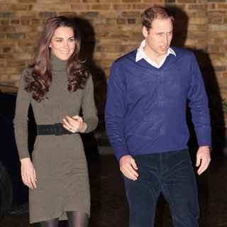Prince William Kate Middleton Centrepoint Holiday Pictures