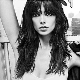Ashley Greene's DKNY Ads
