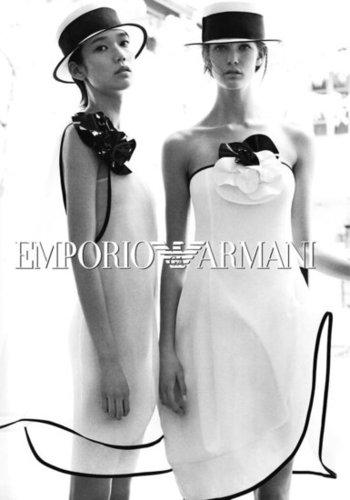 Emporio Armani Spring 2012 Campaign