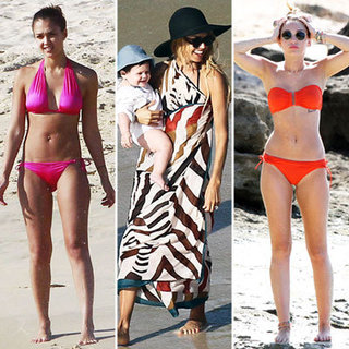 Celebrities in Bikinis 2011