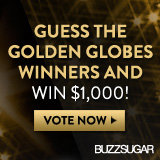 Win $1,000 by Predicting the Golden Globe Winners!