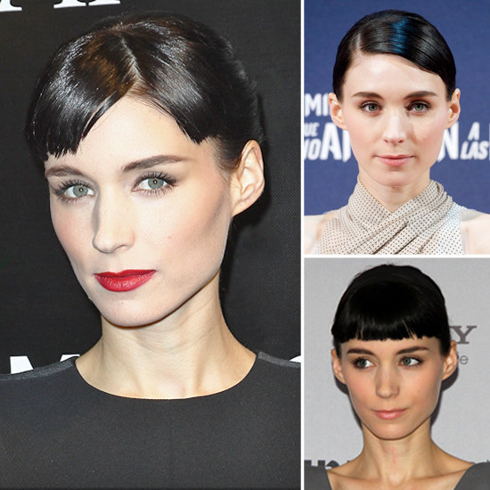 Rooney Mara's Bangs: Which Style Is Your Favorite?