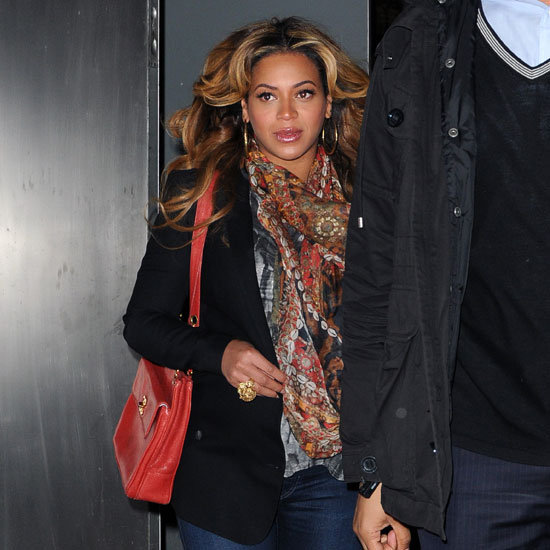 Beyonce Knowles Still Pregnant Pictures