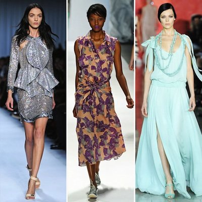 Best Spring 2012 Colors to Wear