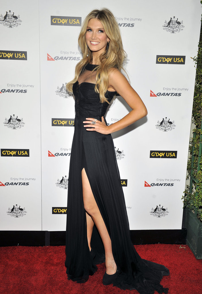 Miranda, Delta, Teresa and More Aussies Gather For G'Day USA's Black Tie Gala