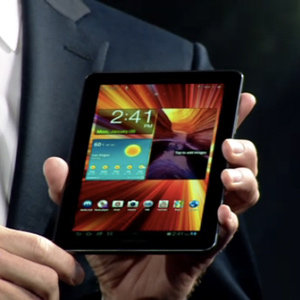 Samsung Galaxy Tab 7.7 Details at CES