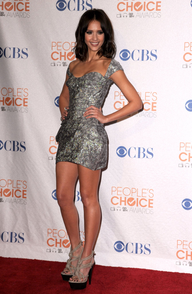 Fashion Flashback: People's Choice Awards