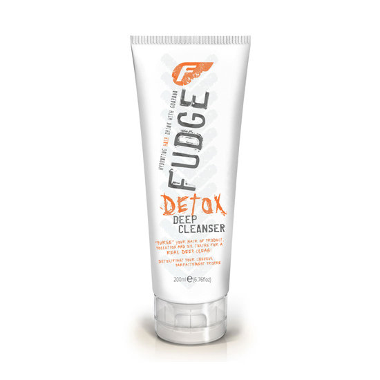 Fudge Detox Cleanser Shampoo, $16.95