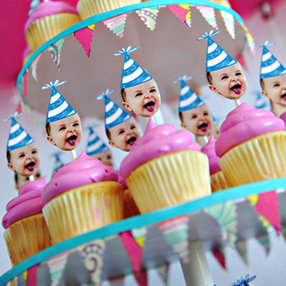 Unique girl first birthday party themes