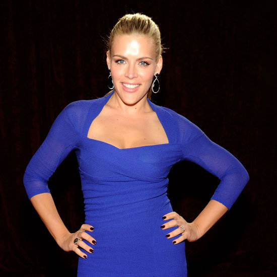 Anne Hathaway Graham Norton: Busy Philipps Blue Dress Pictures At People's Choice