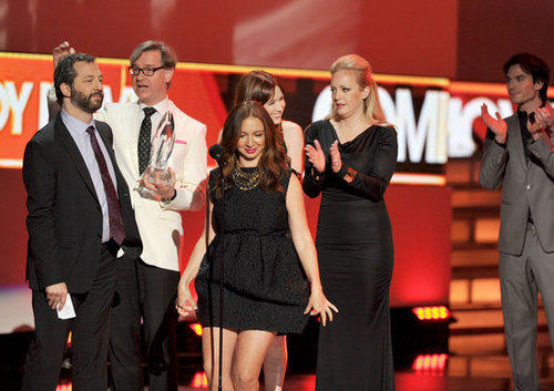 Maya Rudolph and the Cast of Bridesmaids