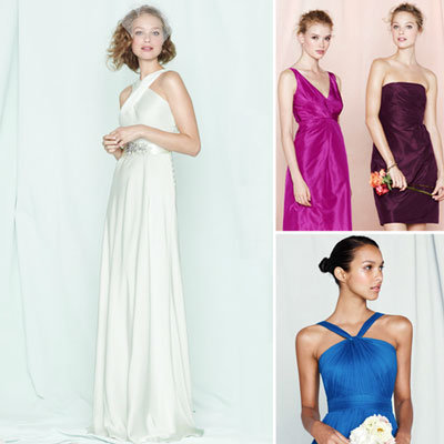 J.Crew Wedding Dresses For Spring 2012
