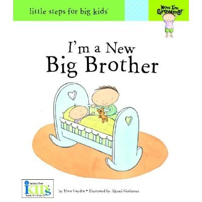Now I'm Growing! I'm a New Big Brother ($7)