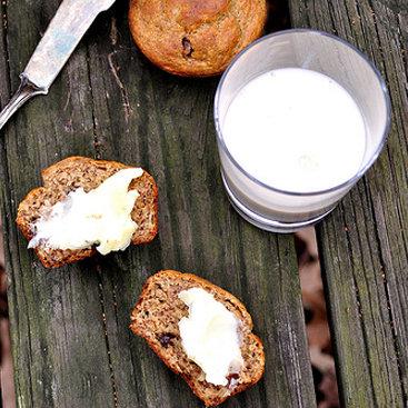 Banana Chocolate Chip Gluten-Free Muffin Recipe