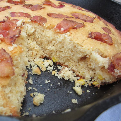 Bacon Cornbread Recipe