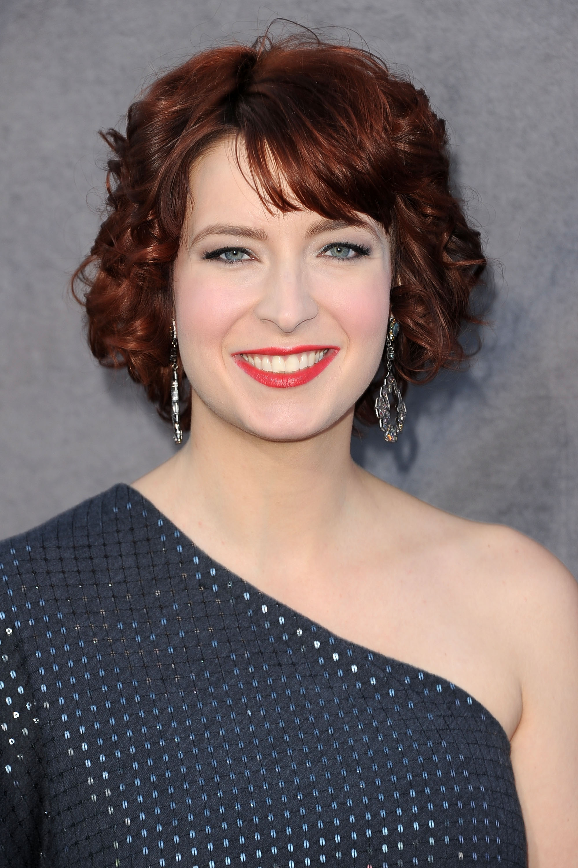 Diablo Cody arrived at the 2012 Critics' Choice Movie Awards.