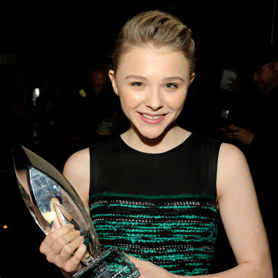 Chloe Moretz in Proenza Schouler Pictures at 2012 People's Choice Awards