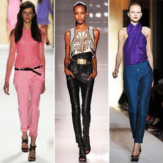 Best Spring 2012 Pants and Trousers