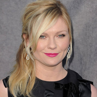 Kirsten Dunst's Hair and Makeup at the 2012 Critics' Choice Awards