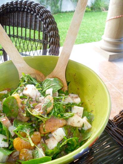 Strawberry-Mandarin Salad