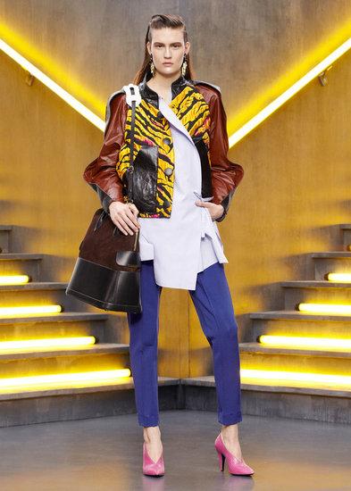Balenciaga Pre-Fall 2012