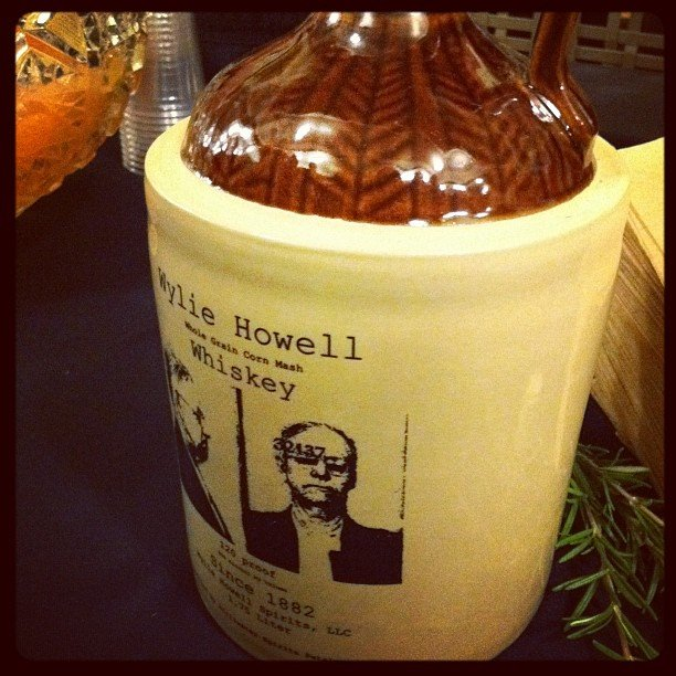 Wylie Howell White Whiskey