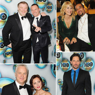 2012 Golden Globes HBO After Party Celebrity Pictures