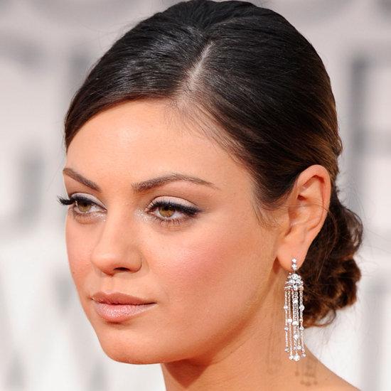 2012 Golden Globes Mila Kunis