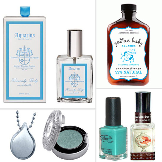 Aquarius Beauty Products