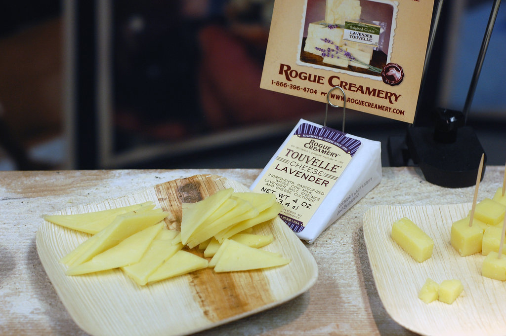 Rogue Creamery's Touvelle Cheese