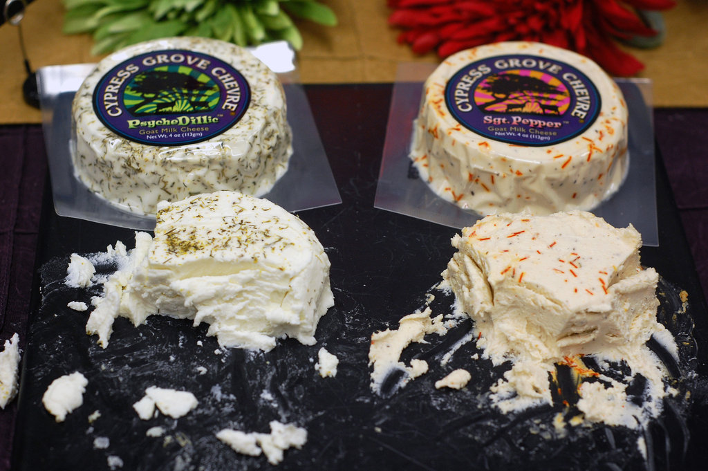 New Cheese From Cypress Grove