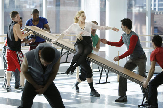 Megan Hilty in Smash.