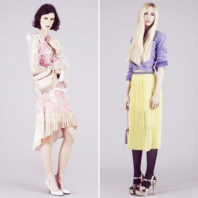 Topshop Spring Equinox Collection 2012