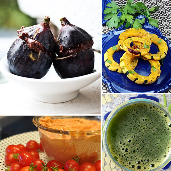 Antioxidant-Rich Recipes of Colorful Foods