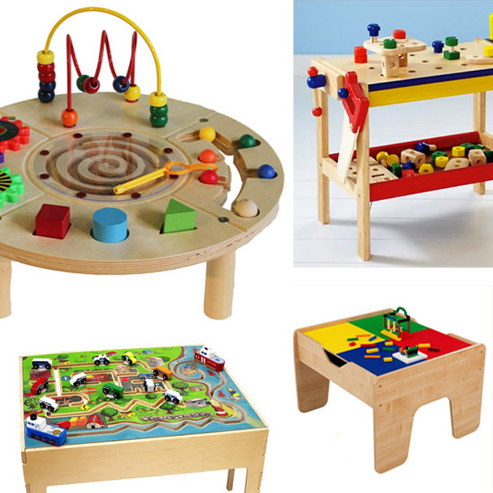 Activity Tables For Kids Play Popsugar Moms